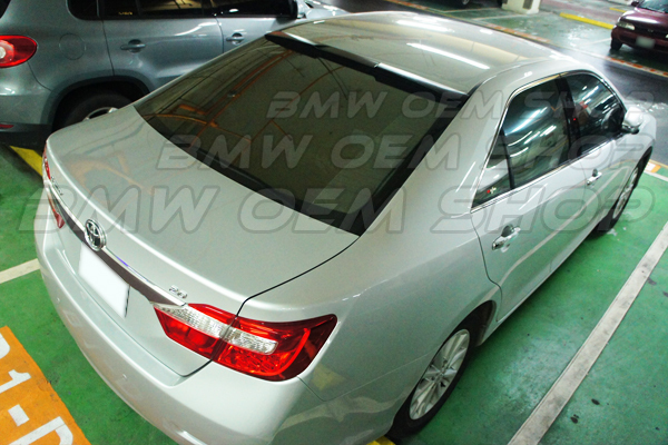 combo painted o roof oe trunk spoiler for daihatsu altis 11 not toyota altis ebay. Black Bedroom Furniture Sets. Home Design Ideas