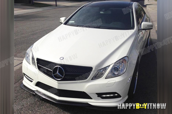 09 13 mercedes benz w207 2d amg package use godhand front for Mercedes benz w207