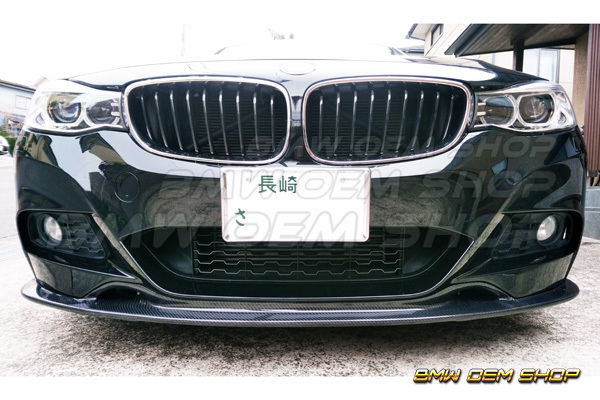 2013 14 15 UNPAINTED BMW 3-SERIES F34 HATCHBACK K-STYLE ROOF SPOILER WING